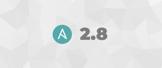在Fedora中获取最新的Ansible 2.8