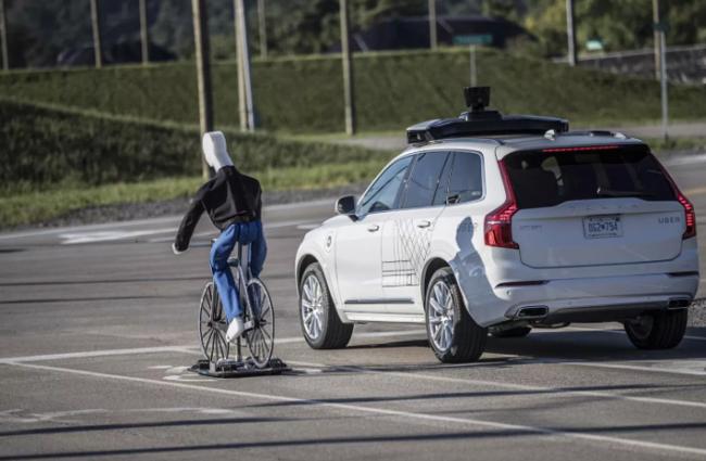 Uber自动驾驶致死案调查新进程:不能识别走在人行横道外的行人