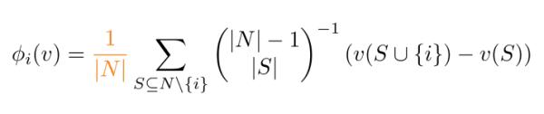 机器学习中的 Shapley 值怎么理解?