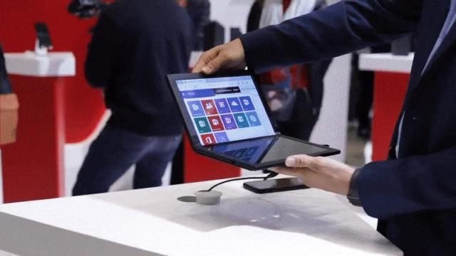 智能设备走向折叠屏时代:能折能曲 折法多样