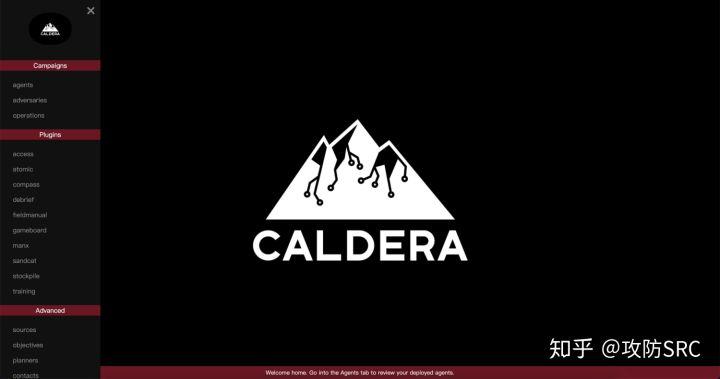 ATT&CK架构实践平台Caldera