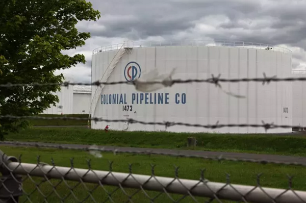 俄罗斯政府否认与Colonial Pipeline攻击有关