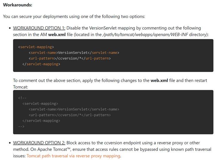 主动攻击下 ForgeRock Access Manager 中的严重 RCE 缺陷