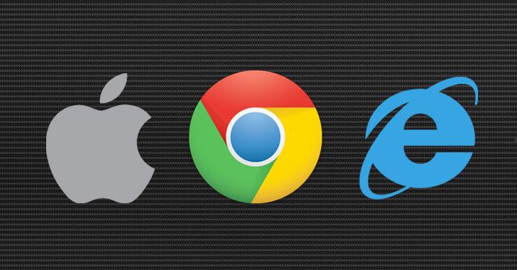 谷歌详述iOS、Chrome、IE的零日漏洞最近在野被利用的情况