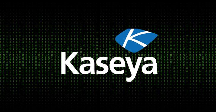 Kaseya供应链攻击使用REvil勒索软件攻击近40家服务提供商