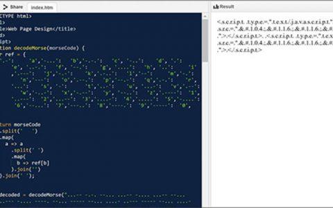 微软研究:黑客在网络钓鱼攻击中使用摩斯密码以逃避检测