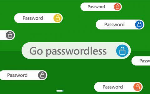微软发布无密码安全机制,解决弱密码导致的系统脆弱性问题