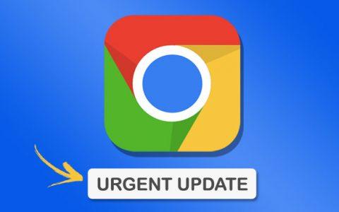 谷歌发布紧急安全更新,Chrome浏览器爆出重大零日漏洞