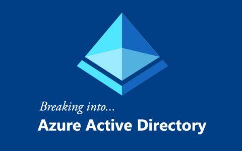 微软Azure AD单点登录机制漏洞,日志不记录密码爆破事件