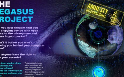 恶意软件冒充国际组织分发安全软件,称可抵御NSO间谍软件