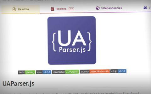 下载量超600万次的NPM包UAParser.js被植入恶意挖矿程序